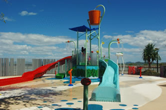 Bowen Foreshore Redevelopment - Water Park